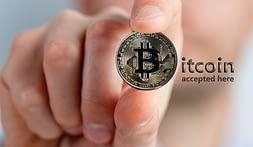 bitcoin accepted